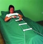 Strickleiter zum Aufrichten im Bett