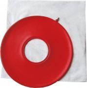 Sitzring, Luftring 40 bis 50 cm, rot
