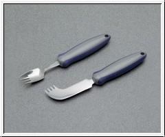 Newstead Gabel und Löffel für eine Hand, 80 g
