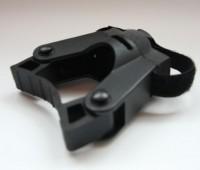 Gehstützenhalter Toolflex, mit Klettverschluß