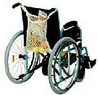 Einkaufsnetz für Rollstuhl