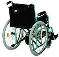 Rollstuhltasche, dunkelblau