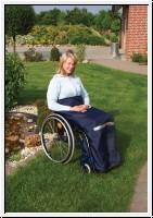 Rollstuhl Beinschutzdecke, Standard