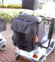 Rollstuhltasche Nylon für Elektro Rollstuhl