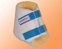 Fersenschoner mit Innenfutter aus Schaffell, Einzeln