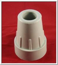 Krückengummi 22 mm, Gehhilfengummi