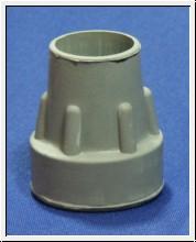 Krückengummi 25 mm, Gehhilfengummi