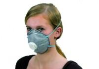Atemschutzmaske, Formmaske Kim