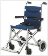 Travel Chair Rollstuhl, faltbar