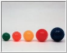 Igelball, 9 cm rot