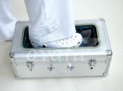 Schuhüberzug Box, leer