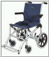 Travel Chair Rollstuhl, faltbar, BIG