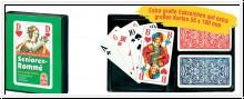 Spielkarten für Senioren, Rommé