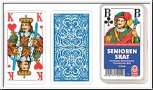 Spielkarten für Senioren, Skat