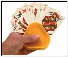 Spielkartenhalter, 4 Stück im Set