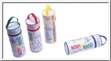 Body Band, mit Tasche, 2,5 m x 15 cm, 10er Pack