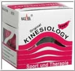 Kinesiologie Tape pink