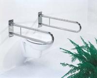 Schwenkstützgriff für Bad und Toilette
