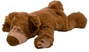 Schlafender Bär, braun