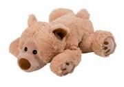Liegender Bär mit Teddyblick