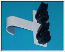 10 Stück Universal Gehstockhalter, Krückenhalter zum Einhängen, Toolflex
