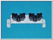 10 Stück Universal Gehstock und Krückenhalter zur Wandmontage, Toolflex