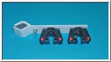 10 Stück Gehstock und Krückenhalter, Toolflex für Bett und Tischbeine