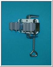 10 Stück Gehstockhalter und Krückenhalter zur Tischmontage Prax