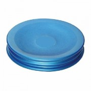 Ballsitzkissen Bodysan, blau oder grau
