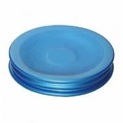5 Stück, Ballsitzkissen Bodysan, blau