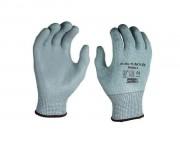 Dondra HPPE-Schnittschutz-Strickhandschuh, 12 Paar