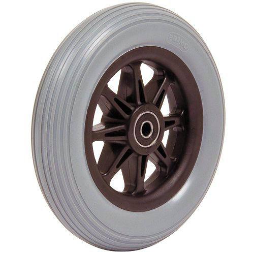 6 Zoll Polyurethanrad, 150 mm x 30 mm, Jazzy Rollstuhl