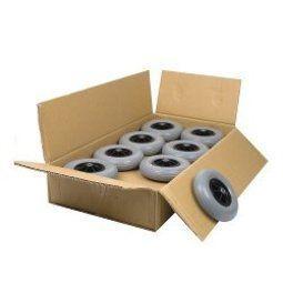 8 Zoll Polyurethanräder, 200 x 50 mm, 16 Stück