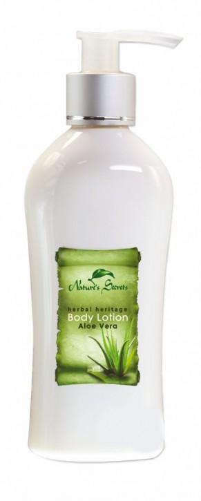 Aloe vera Körperpflegelotion, 210 ml