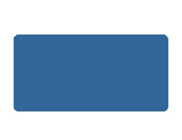 Dycem, rutschfeste Unterlage, eckig, 25 x 18 cm blau