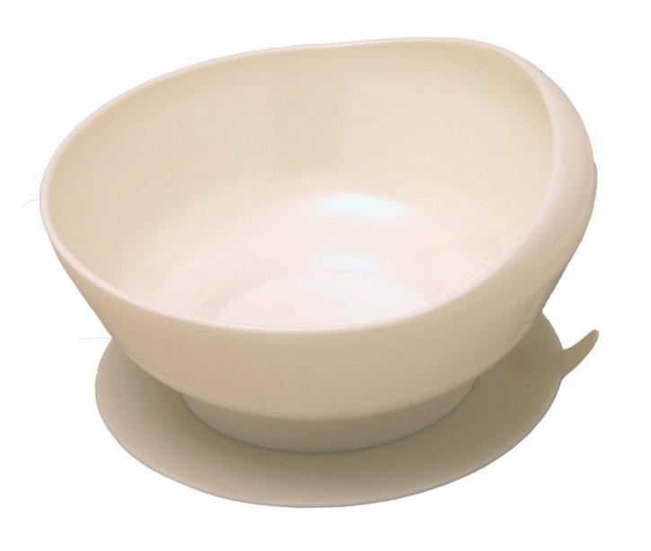Suppenschale mit erhöhtem Rand