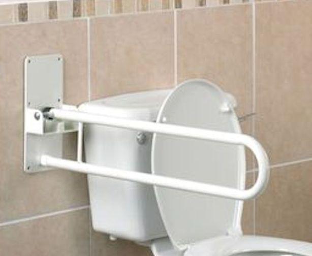 """Toilettenstützgriff """"Devon"""", 55 cm lang"""