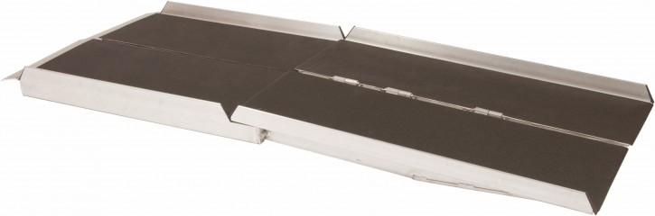 Kofferrampe, zweifach faltbar, 80 x 180 cm