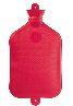 Gummi Wärmflaschen von 0,8 bis 3,0 Liter Volumen