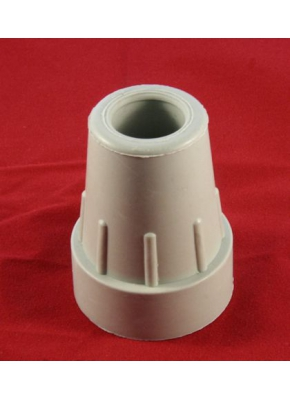 Krückengummi 20 mm, Gehhilfengummi