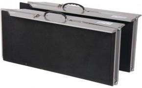 Kofferrampe, zweifach faltbar 80 x 300 cm