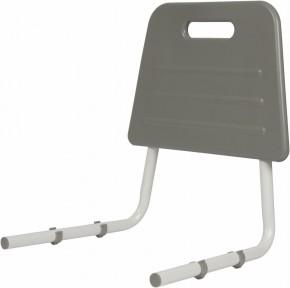 Aluminium Duschstuhl, Sitzbreite 42 cm, Sitz mit Hygieneausschnitt
