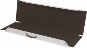 Einfach faltbare Rollstuhlrampe, 80 / 76 x 150 cm